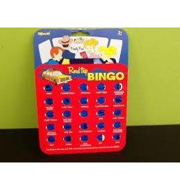 Toysmith Road Trip Bingo Card Assorted Color Single