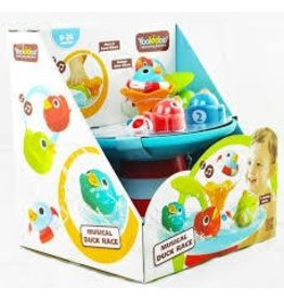 Everest Wholesale Yookidoo Musical Duck Race Bath Toy