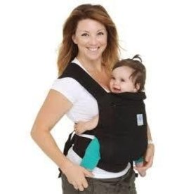 Moby Wrap Moby Soft Structured Baby Carrier Black