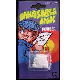 Loftus International Invisible Ink Powder Practical Joke 8409