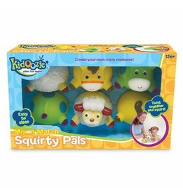 Epoch Everlasting Play Kidoozie Mix n Match Squirty Pals Bath Toy