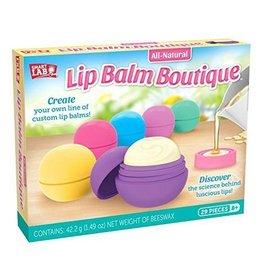 Hatchette Book Company Smart Lab All Natural Lip Balm Boutique