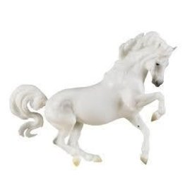 Reeves Breyer Traditional Banks Vanilla Horse Toy Model