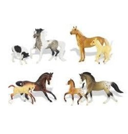 Reeves Breyer Horse and Foal Single Set Styles Vary