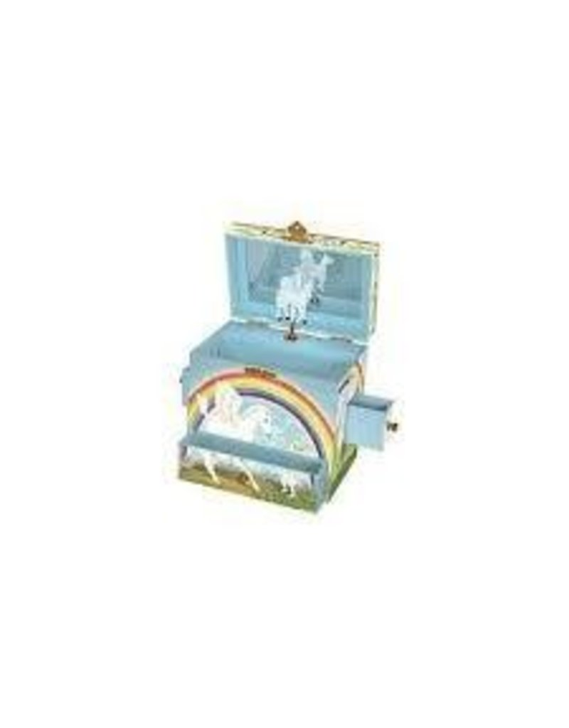 Reeves Enchantmints Pegasus Music Jewelry Box ToyTown
