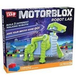 Hatchette Book Company Smart Lab MotorBlox Robot Lab