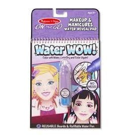 Melissa and Doug Melissa and Doug On The Go Water Wow Makeup and Manicures