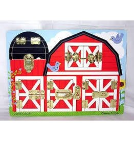 Melissa and Doug Melissa and Doug Latches Barn