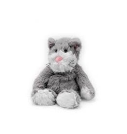 Intelex USA Intelex Cozy Therapy Plush Junior Cat
