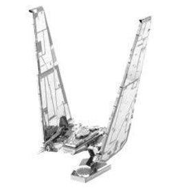 Fascinations Fascinations Metal Earth 3D Metal Model Kit Star Wars Kylo Ren Command Shuttle