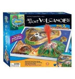 Alex Poof Slinky Scientific Explorer All About Volcanoes Kit