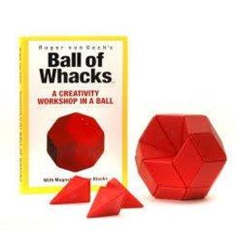 Creative Whack Ball of Whacks Red