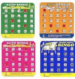Schylling Toys Original Travel Bingo Single Assorted Styles