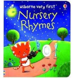 Educational Development Corporation Usborne Very First Nursery Rhymes Book