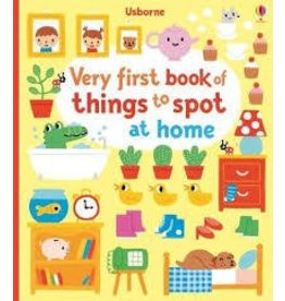 Educational Development Corporation Usborne Very First Book of things to Spot at Home