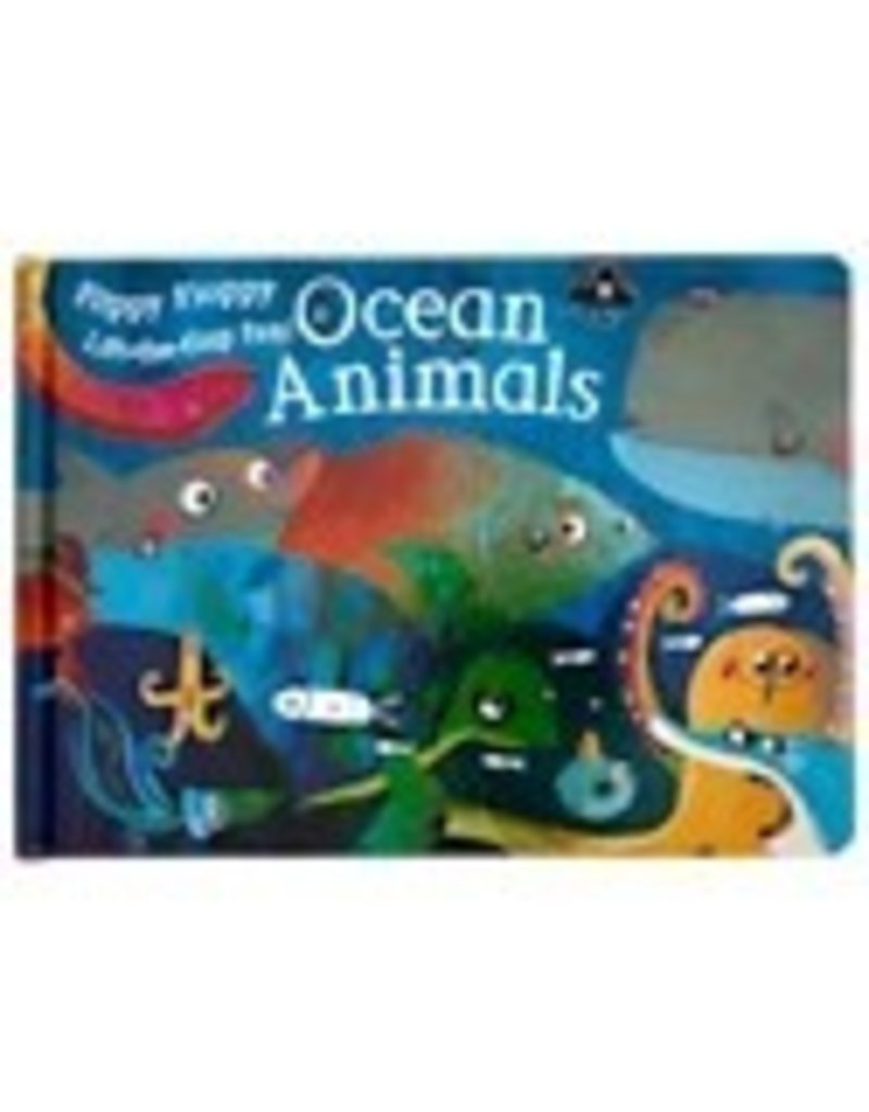 educational development corporation usborne flippy floppy ocean