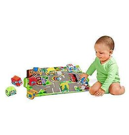 Melissa and Doug Melissa and Doug Take Along Town Play Mat