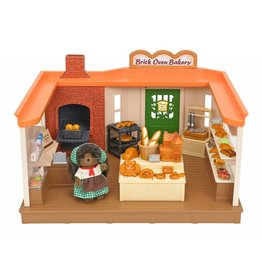 Epoch Everlasting Play Calico Critters Brick Oven Bakery