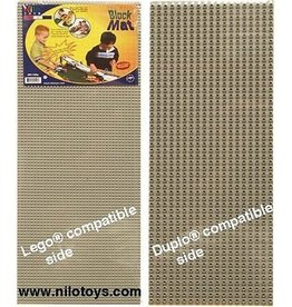 Nilo Toys Nilo Building Board Gray