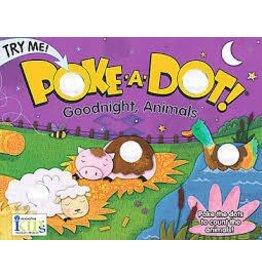 Innovative Kids Poke A Dot Book Goodnight Animals