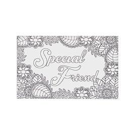 Ganz Wama Post Card Special Friends