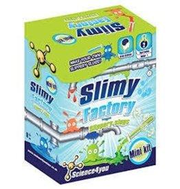 Ksm Science 4 You Mini Kit Slimy Factory