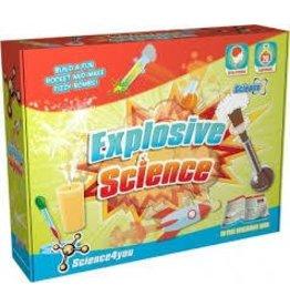 Ksm Science 4 You Explosive Science