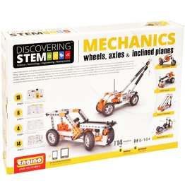 Elenco Stem Mechanics Wheels Axles and Inclined Planes