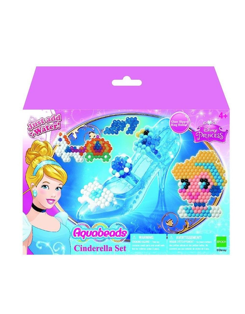 Epoch everlasting play aquabeads disney princess cinderella set epoch everlasting play altavistaventures Image collections
