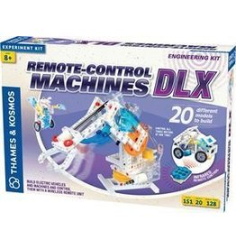 Thames and Kosmos Thames and Kosmos Remote Control Machines Deluxe
