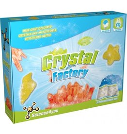 Ksm Science 4 You Crystal Factory