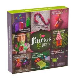 Ann Williams Group Craft tastic I Love Fairies Kit