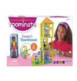 Playmonster Roominate Emmas Townhouse