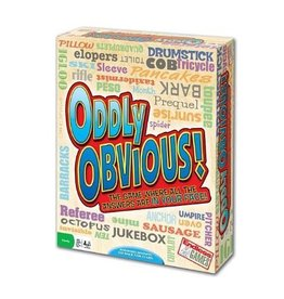 Continuum Games Oddly Obvious Game