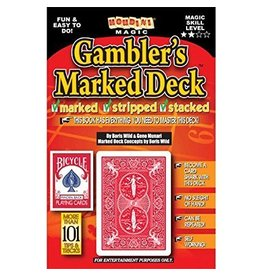 Loftus International The Gamblers Marked Deck Card Tricks