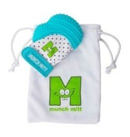 Malarkey Kids Munch Mitt Aqua