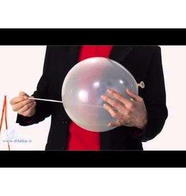Loftus International Needle Thru Balloon Trick
