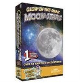 Dr Cool Science Glow in the Dark Moon and Stars