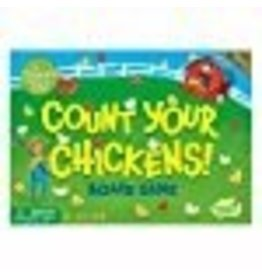 Peaceable Kingdom Peaceable Kingdom Count Your Chickens Game