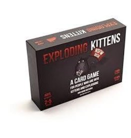 Alliance Exploding Kittens Black Box NSFW