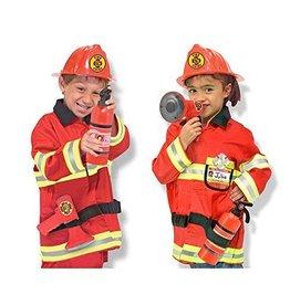 Melissa and Doug Melissa and Doug Fire Chief Role Play Set