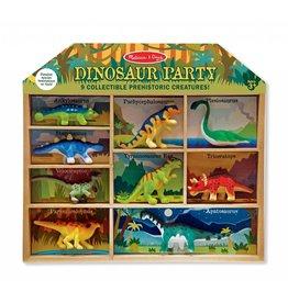 Melissa and Doug Melissa and Doug Dinosaur Party