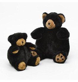 Unipak Happy Baby bear Black 14 Inch