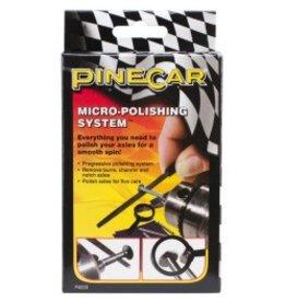 Pinecar Pinewood Micro Polishing System