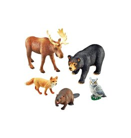 Learning Resources Learning Resources Jumbo Animals Single Assorted Styles