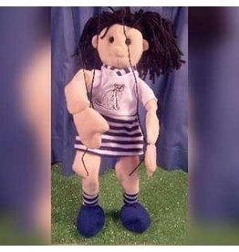 Sunny Puppet Company Sunny Puppet Company 22 Inch Girl Cat Dress Puppet 40549