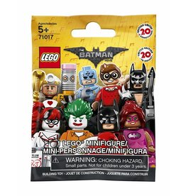 Lego The Lego Batman Movie Minifigures