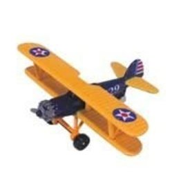 Wow Toys Stearman PT 17 Diecast Plane