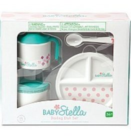 Manhattan Toy Baby Stella Darling Dish Set New 2017