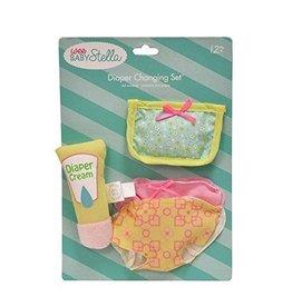 Manhattan Toy Wee Baby Stella Diaper Changing Set